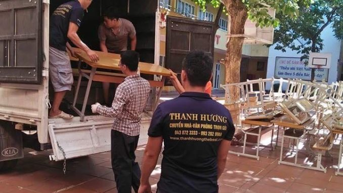 Chuyển nhà trọn gói giá rẻ phố Vọng Hà đi Hòa Bình