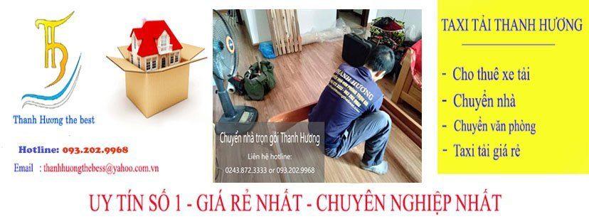 Chuyển nhà trọn gói giá rẻ Thanh Hương