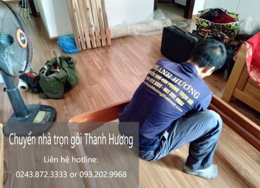 Chuyển nhà trọn gói tại đường Ngọc Thụy đi Tuyên Quang