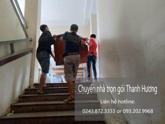 Chuyển nhà trọn gói giá rẻ phố Hàng Hòm đi Quảng Ninh