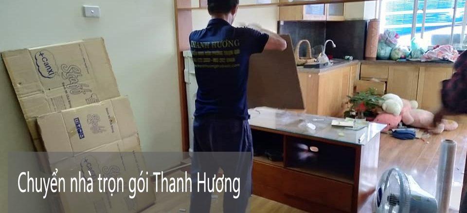 Chuyển nhà trọn gói phố Ấu Triệu đi Quảng Ninh