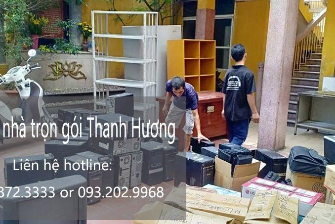 Chuyển nhà trọn gói giá rẻ tại đường Đồng Dinh đi Hà Nam