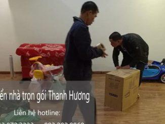 Chuyển nhà trọn gói giá rẻ tại đường Định Công đi Hà Nam