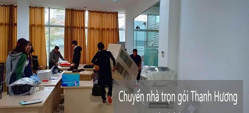 Dịch vụ chuyển nhà giá rẻ phố Vọng Hà đi Quảng Ninh