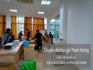 Chuyển nhà trọn gói giá rẻ phố Bát Đàn đi Quảng Ninh
