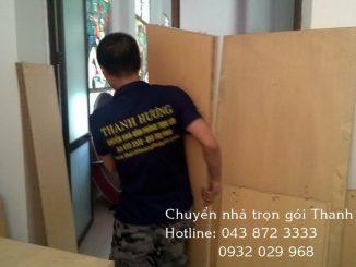Chuyển nhà trọn gói đường Nguyễn Đức Thuận đi Hà Nam