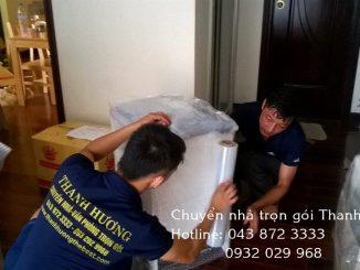 dịch vụ chuyển nhà tại quận Long Biên và quận Ba Đình