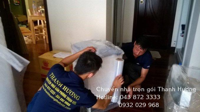 Dịch vụ chuyển nhà trọn gói tại phố Mai Phúc đi Hà Nam